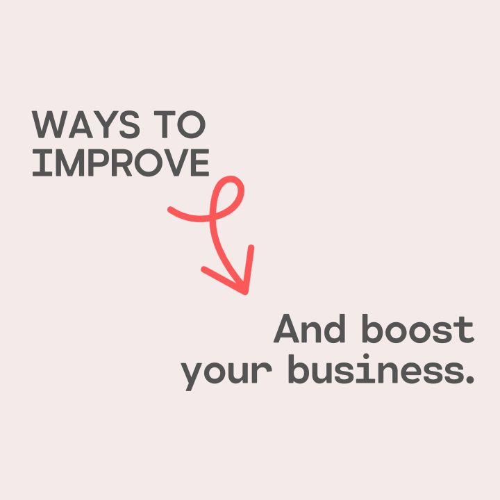 IMPROVEYOURBUSINESS Post